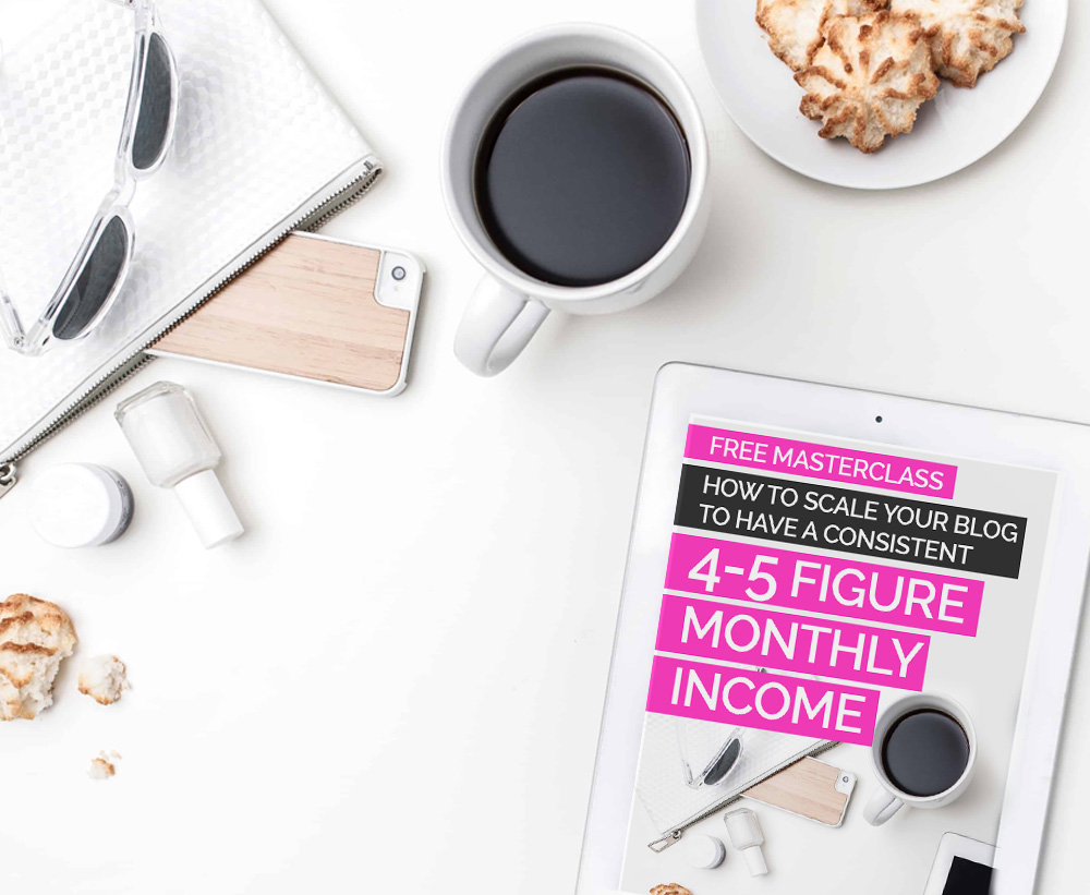 How to Grow Your Blog to a Six Figure