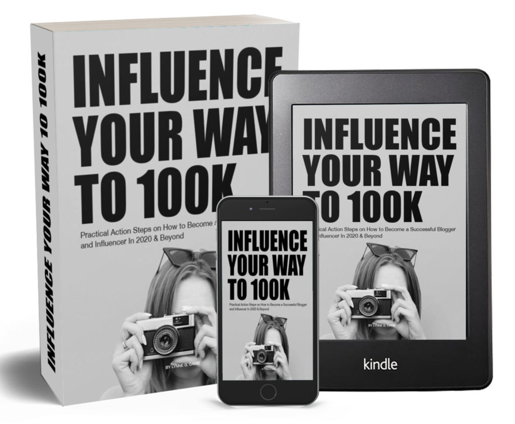 Influence Your Way to 100K