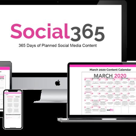 Social Media 365